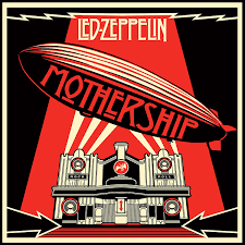 VINYL LED ZEPPELIN MOTHERSHIP 4LP