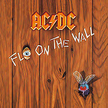 VINYL AC/DC FLY ON THE WALL (180G)