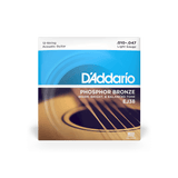 D'Addario Acoustic Guitar Strings 12-String Phosphor Bronze