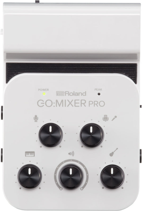 Roland GO:MIXER PRO Audio Mixer for Smartphones