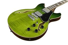 Ibanez Artcore AS73FM-GVG Green Valley Gradation