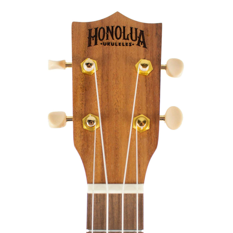 Honolua Kohala Deluxe Tenor Acoustic Electric Ukulele