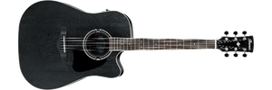 Ibanez Artwood Acoustic/Electric AW84CE-WK Weathered Black