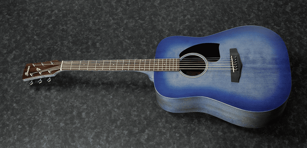 Ibanez Acoustic PN18-WDB Washed Denim Burst