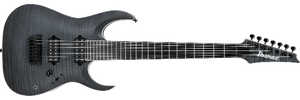Ibanez Iron Label 7 String RGAIX7FM-TGF Trans Gray Flat