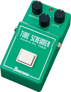 Ibanez TS808 Vintage Tube Screamer Reissue Pedal