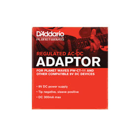 D'Addario 9-Volt Power Adapter