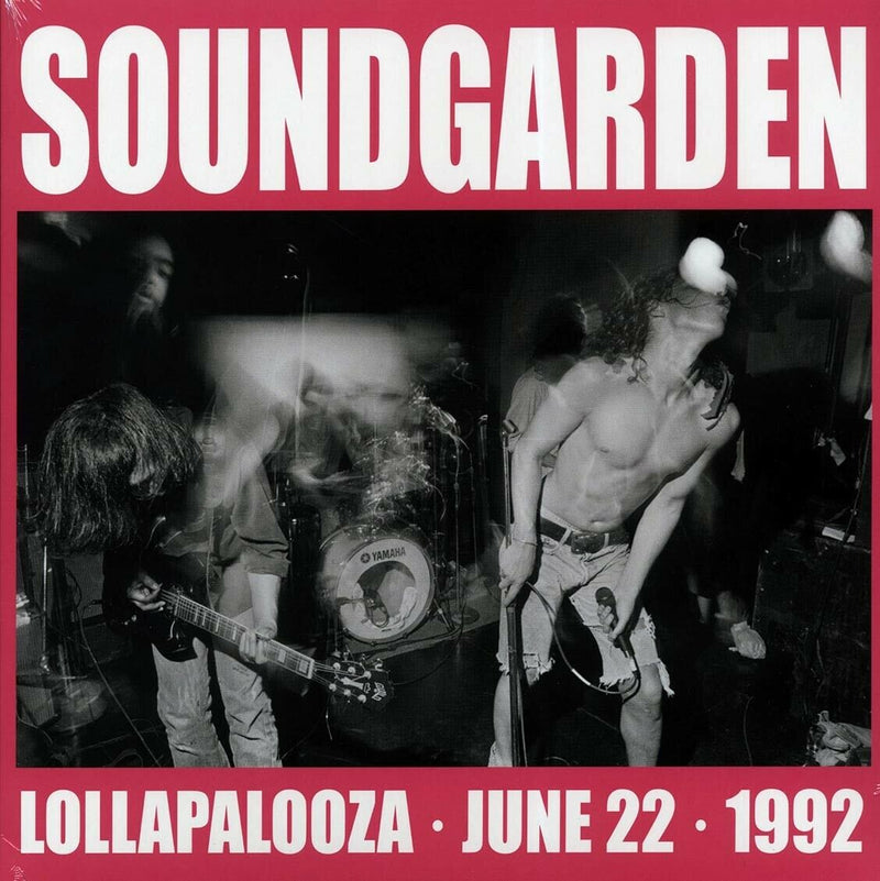 VINYL SOUNDGARDEN Lollapallooza, June 22, 1992
