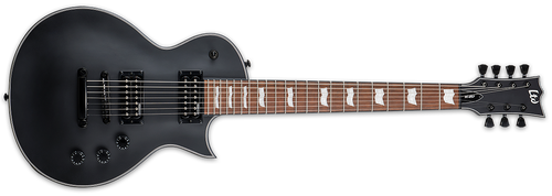 ESP/Ltd EC-257 Black Satin