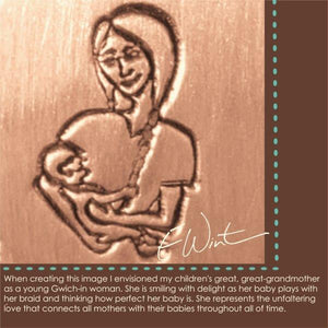 mother and child symbol