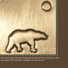Meaning of polar bear symbol.