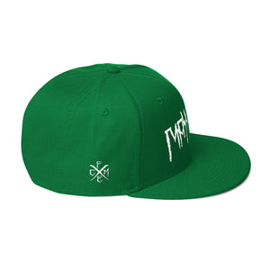 CREEPER Snapback Hat