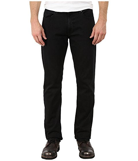 Russel Slim Straight Jeans in Oxley