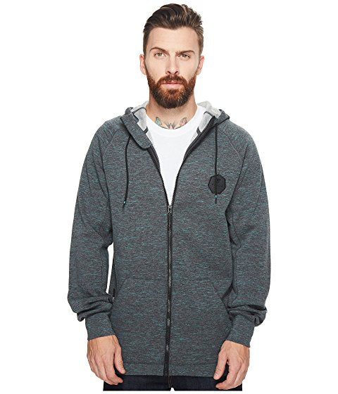 Wake Up Call Full Zip Hooded Fleece