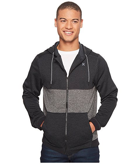 Dri-FIT Dispersed Blocked Full-Zip Hoodie
