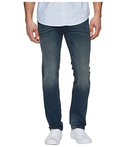 Five-Pocket Stretch Slim Jeans in Tint