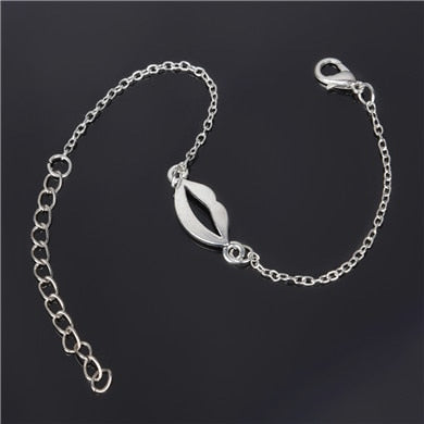 Silver Plated Charm Bracelet