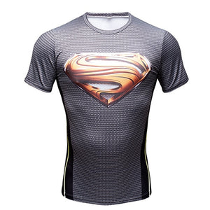 Men Compression Shirts Long Sleeve