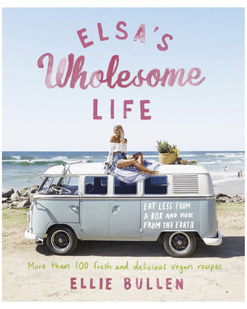 Book - Elsa's Wholesome Life