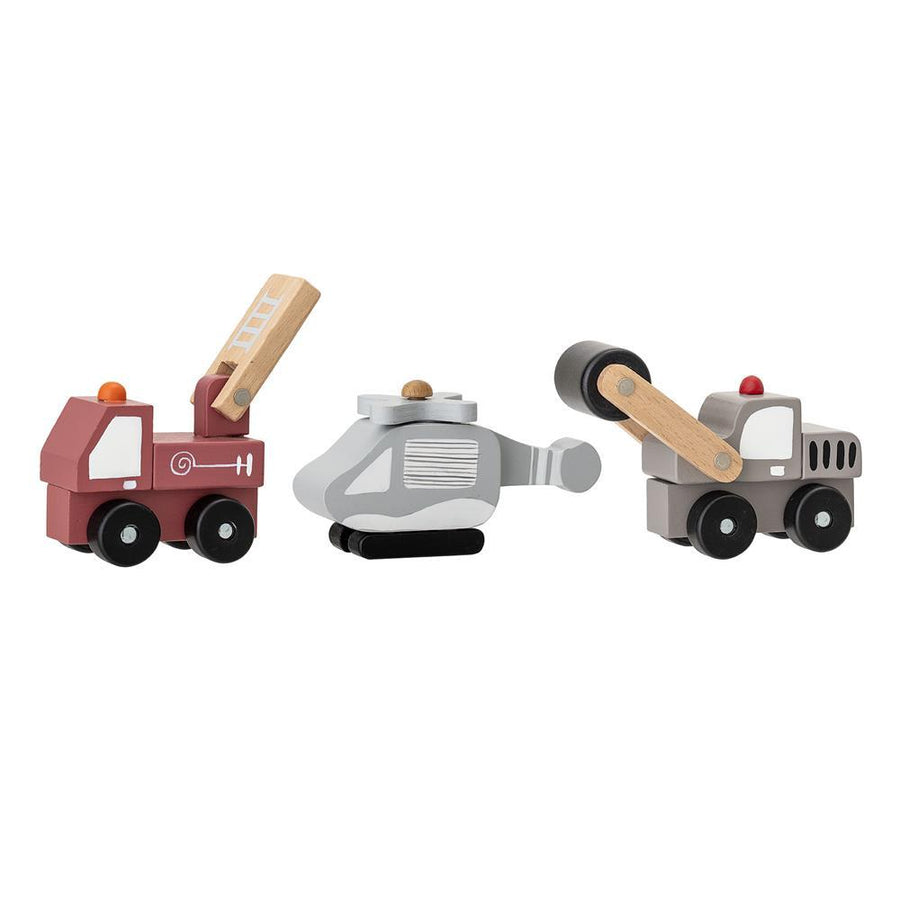 Toys / Assorted Wooden Cars