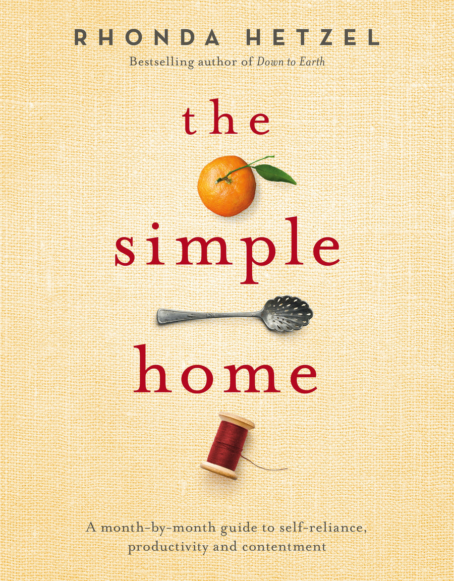 Book - The Simple Home