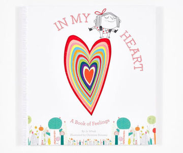 Book - In My Heart
