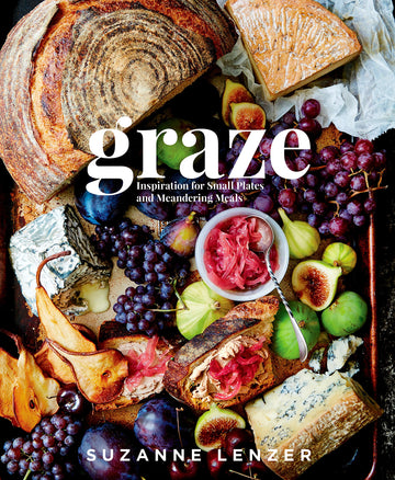 Book - Graze: Inspiration for Small Plates