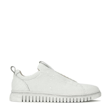Shoes / Clairie - White Leather