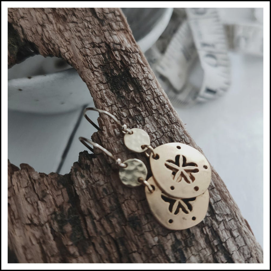 Earwires / Sand Dollars
