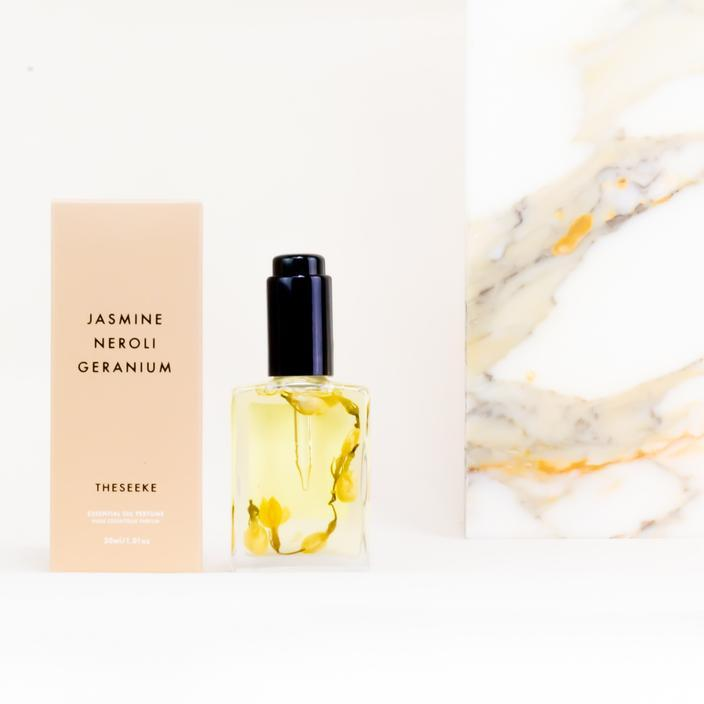 The Seeke / Oil Perfume