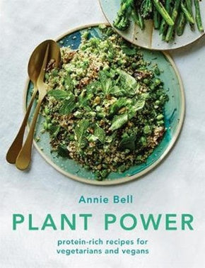 Book / Plant Power - Protein Rich Recipes