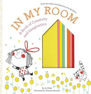 Book / In My Room - A Book of Creativity
