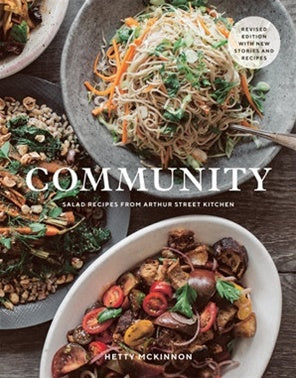 Book / Community - Salad Recipes From Arthur Street Kitchen
