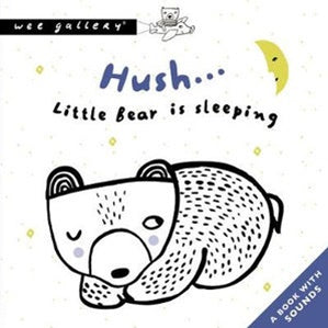 Book - Hush Little Bear Is Sleeping
