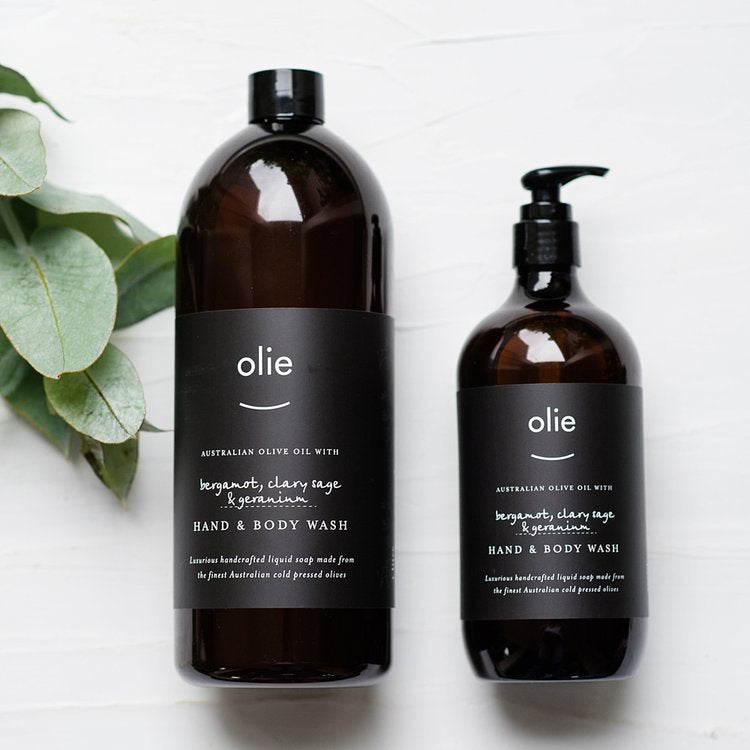Hand + Body Wash / 500mL