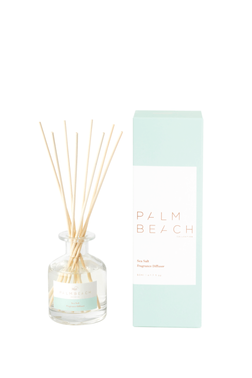 Mini Reed Diffuser / 50ml - Sea Salt