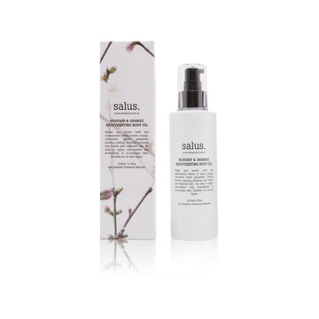 Body Oil / Rejuvenating - Rosehip + Orange
