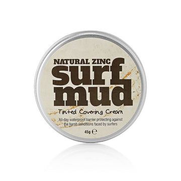 Zinc / Natural - Surf Mud -Tinted Covering Cream
