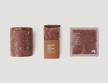 Australian Body Scrub / Native - Refill