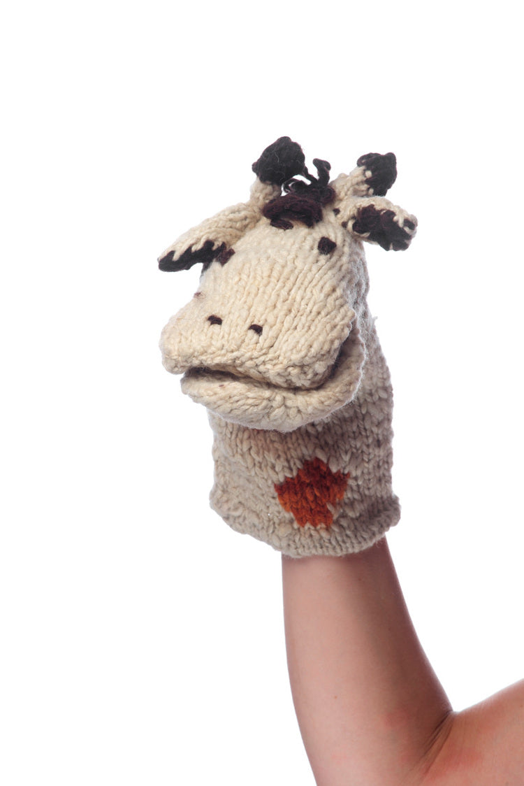 Hand Puppets / Knitted - Wool