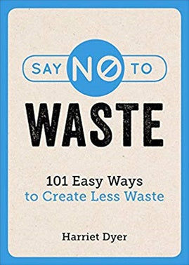 Book - Say No To Waste
