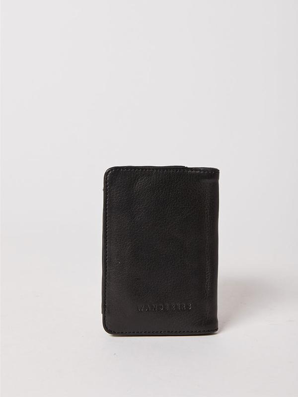 Wallet / Passport Cover - Black