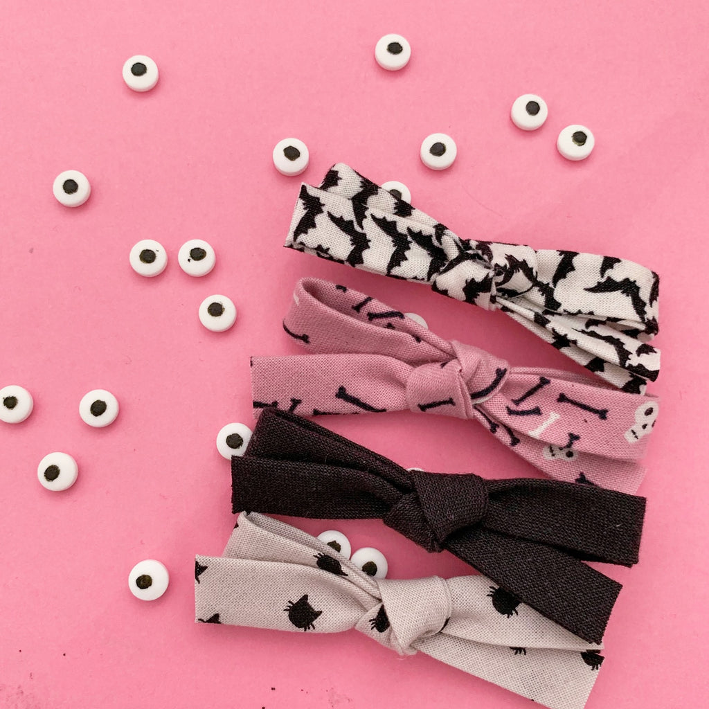 PEARL BOW // halloween prints