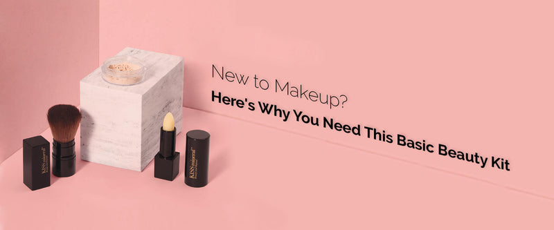 New to Makeup? Here's Why You Need This Basic Beauty Kit
