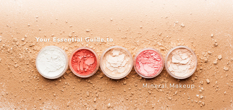 Your Essential Guide to Mineral Makeup