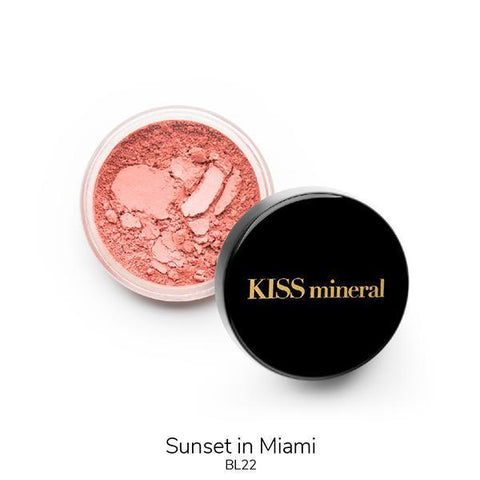 KISS mineral-Sunset in miami