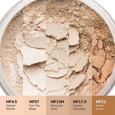 Premium Mineral Foundation (1g)