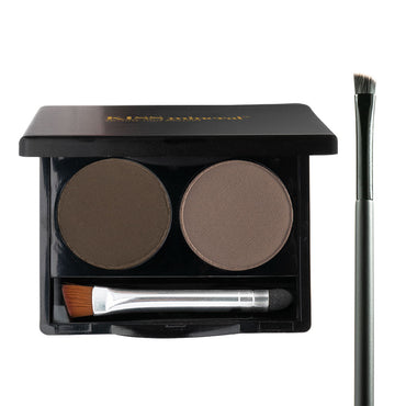 Dual Mineral Eyebrow Palette