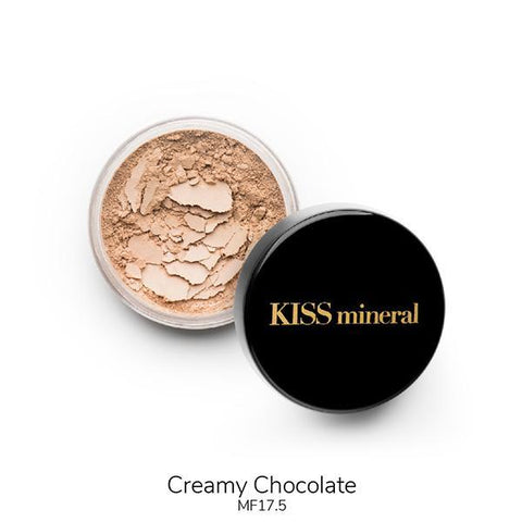 KISS mineral-Creamy Chocolate