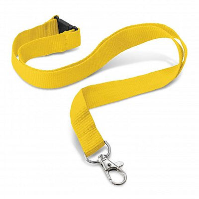 Custom Printed Lanyard - 12mm